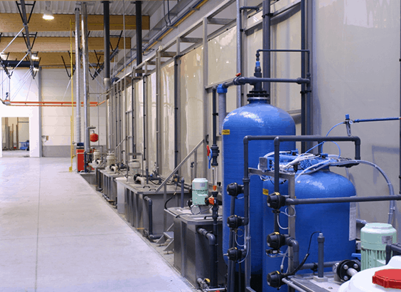 Système de déminéralisation de l'eau