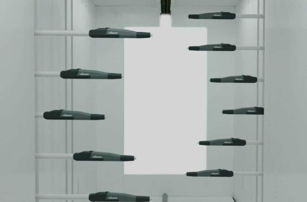 NOUVEAU: Revêtement en poudre 3D dynamique